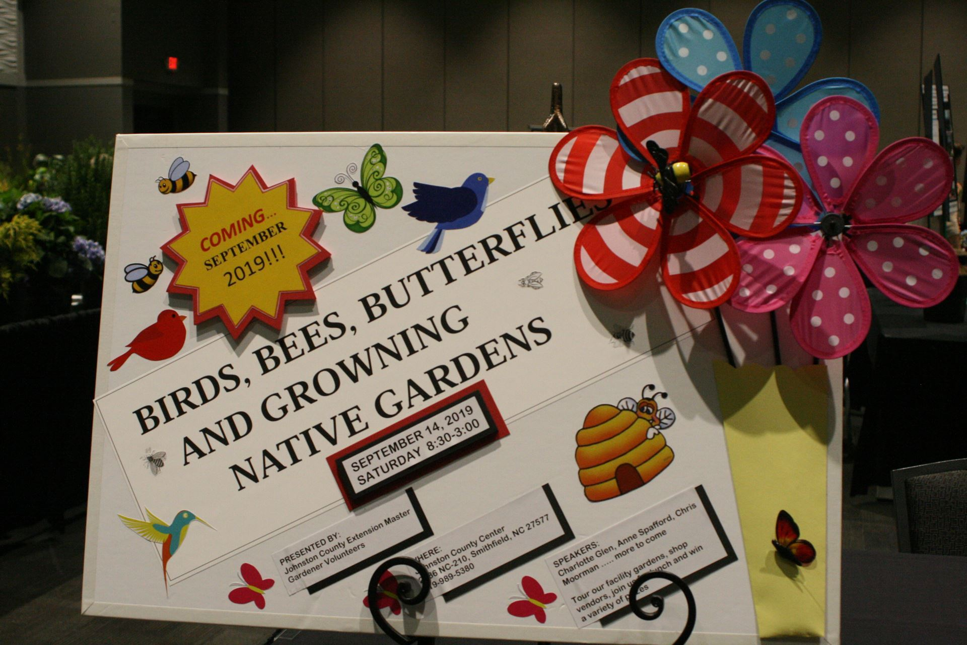 Photos From The 2018 Ncemgva Conference June 7 9 Gardening A Prescription For Healthy Living